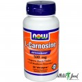NOW L-Carnosine 500 mg - 50 капсул