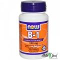 NOW B-1 (100 мг) 100 табл.