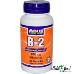 NOW B-2 (100 мг) 100 капс.
