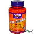 NOW Beta-Alanine (750мг) 120 капс.
