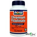 NOW Chromium Picolinate (200 мкг) 100 капс.