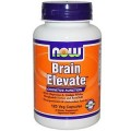 NOW Foods Brain  Elevate - 120 Vcaps (СРОК)