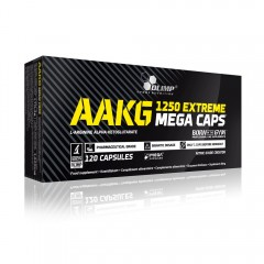 Olimp AAKG 1250 Mega - 120 капсул