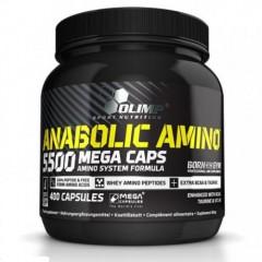 Olimp Anabolic Amino 5500 - 400 капсул