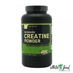 Optimum Nutrition Micronized Creatine Powder - 300 грамм