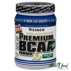 Weider Premium BCAA Powder + L-glutamine - 500 грамм