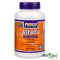 NOW Foods Alfalfa 10 grain 650 мг - 250 таблеток