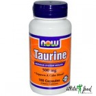 NOW Foods Taurine 500 мг - 100 капсул