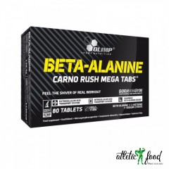 Olimp Beta-Alanine Carno Rush - 80 таблеток