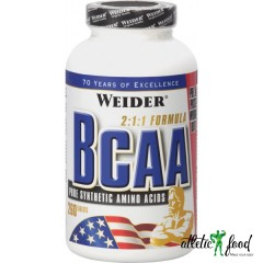 Weider BCAA - 260 таблеток