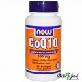 NOW Foods CoQ10 100 mg - 50 капсул