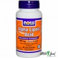 NOW Foods Alpha Lipoic Acid 600 mg 60 Vcaps