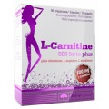 Olimp L-Carnitine 500 forte plus - 60 капсул (Срок)