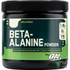 Optimum Nutrition Beta-Alanine Powder - 263 грамма (Без Вкуса)