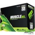 MusclePharm MuscleGel Shot - 12 штук