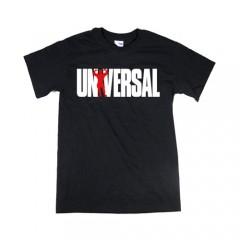 Universal Nutrition - футболка Universal (черная)