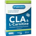 VP Laboratory CLA + L-Carnitine - 45 капсул