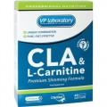 VP Laboratory CLA + L-Carnitine - 45 капсул