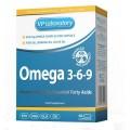 VP Laboratory Omega 3-6-9 - 60 капсул