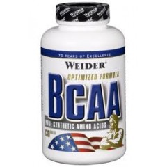 Weider BCAA - 130 таблеток