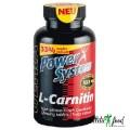 Power System L-Carnitine - 80 жевательных таблеток