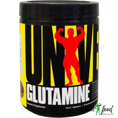 Universal Nutrition Glutamine Powder - 300 грамм