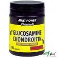 Multipower Glucosamine Chondroitin - 100 капсул
