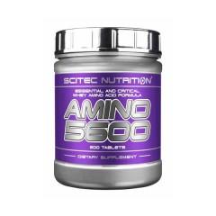 Отзывы  SN Amino 5600 - 200 таблеток