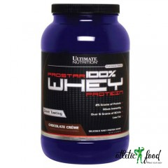 Ultimate Nutrition Prostar 100% Whey Protein - 907 грамм