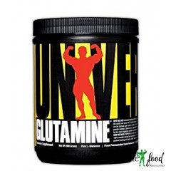 Universal Nutrition Glutamine Powder - 120 грамм