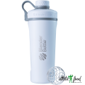 BlenderBottle Radian Insulated Stainless стальной - 769 мл. (мат/белый)