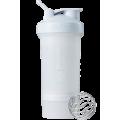 BlenderBottle ProStak - 450 мл (белый)