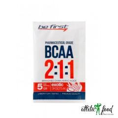 Be First bcaa 2:1:1 powder 5 г