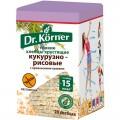 Dr.Korner Хлебцы «Кукурузно-Рисовые» с прованскими травами - 100 грамм