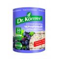 Dr.Korner Хлебцы «Злаковый коктейль» Черничный - 100 грамм