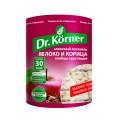 Dr.Korner Хлебцы «Злаковый коктейль «Яблоко и Корица» - 100 грамм