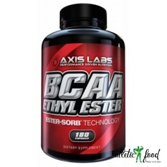 Axis Labs BCAA Ethyl Ester - 180 капсул
