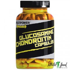 Multipower Glucosamine Chondroitin Capsules - 120 капсул