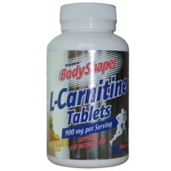 Weider L-Carnitine Tablets - 60 таблеток