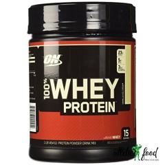 Optimum Nutrition 100% Whey Gold Standard - 454 грамм(Банка)
