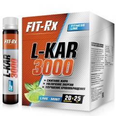 Карнитин FIT-Rx L-KAR 3000 - 1 ампула