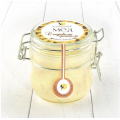 Крем-мёд с кедровыми орешками с бугельным замком 250 гр.
