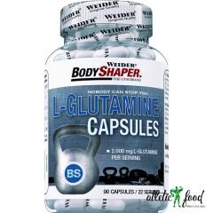 Weider L-Glutamine - 90 капсул