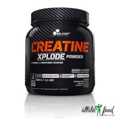 Olimp Creatine Xplode powder - 500 грамм