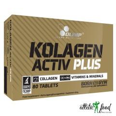Olimp Kolagen Active Plus - 80 таблеток