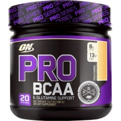 Optimum Nutrition PRO BCAA - 390 грамм (срок 31.08.21)
