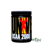 Universal Nutrition BCAA 2000 - 120 капсул