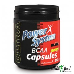 Power System BCAA Caps - 360 капсул