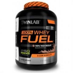 Twinlab 100% Whey Protein Fuel - 2270 грамм