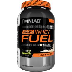 Twinlab 100% Whey Protein Fuel  - 907 грамм